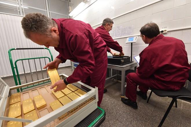 Tiết lộ bí mật kho vàng dự trữ của Nga - Ảnh 18.