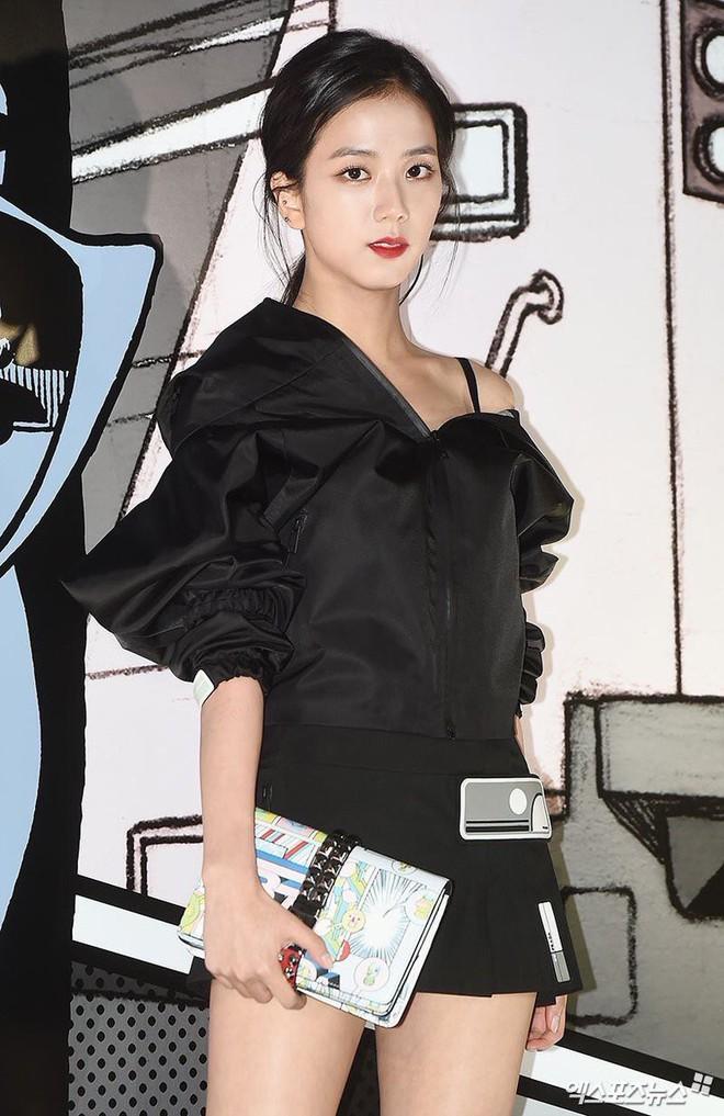 Cách khoe dáng của mỹ nhân Black Pink nhà YG quyền lực: Bó, cộc hết cỡ để không lộ 1% mỡ thừa - Ảnh 18.