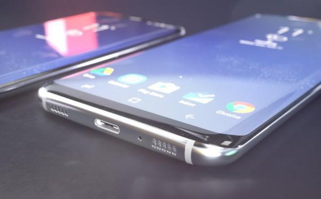 Ngắm tường tận từng góc cạnh của Samsung Galaxy S9, đẹp tới mức iPhone X cũng chào thua