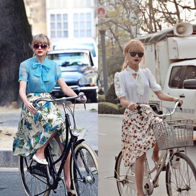 Xuất hiện trên đường phố, chàng trai khiến nhiều người giật mình vì tưởng là Taylor Swift - ảnh 7