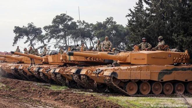 """Leopard 2 - tăng """"bất khả chiến bại"""" đã gục ngã trên chiến trường Syria - Ảnh 1."""