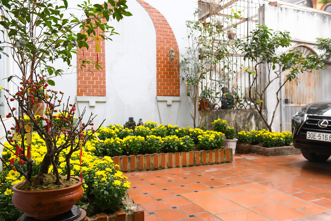 Biệt thự riêng của nhà thiết kế Đỗ Trịnh Hoài Nam tại Hà Nội - Ảnh 2.