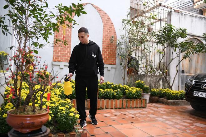 Biệt thự riêng của nhà thiết kế Đỗ Trịnh Hoài Nam tại Hà Nội - Ảnh 3.