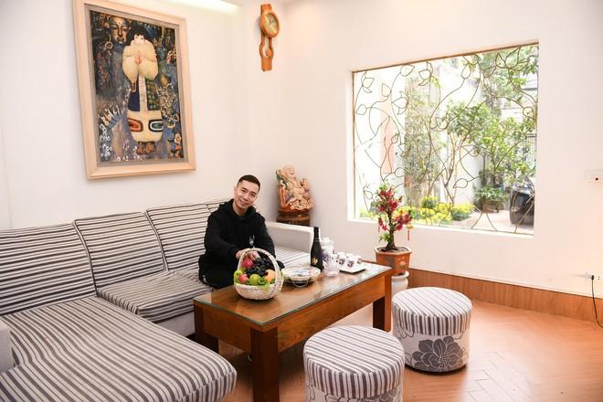 Biệt thự riêng của nhà thiết kế Đỗ Trịnh Hoài Nam tại Hà Nội - Ảnh 5.