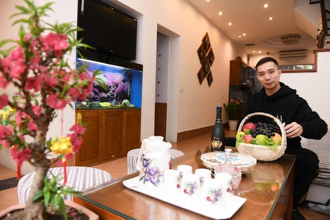 Biệt thự riêng của nhà thiết kế Đỗ Trịnh Hoài Nam tại Hà Nội - Ảnh 6.