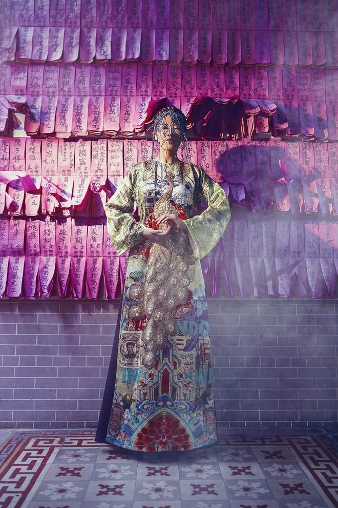 Hình ảnh khác lạ ít thấy của Á hậu Nguyễn Thị Loan - Ảnh 1.