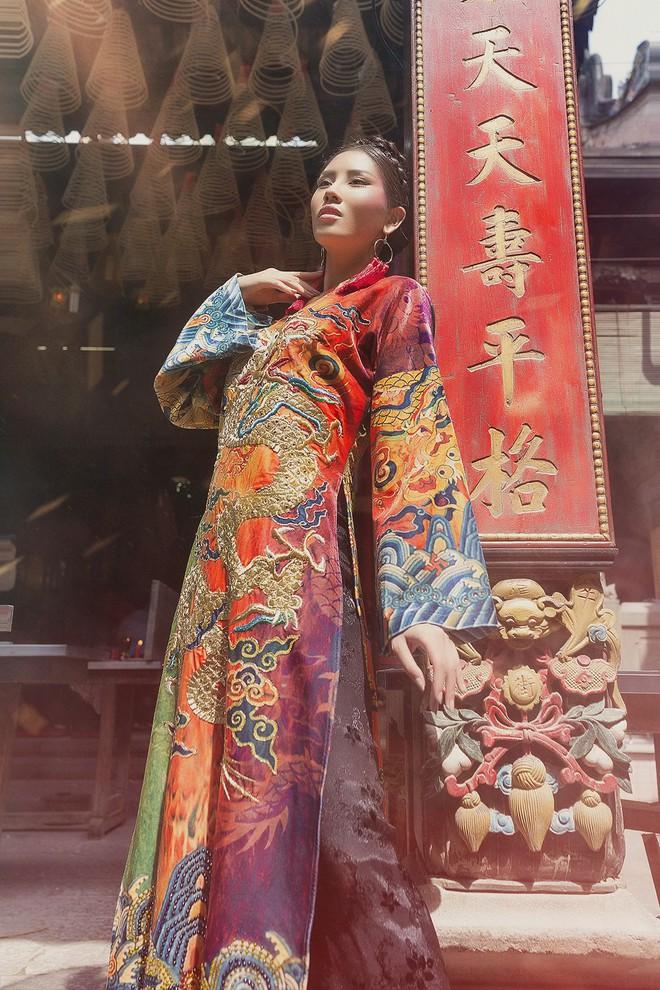 Hình ảnh khác lạ ít thấy của Á hậu Nguyễn Thị Loan - Ảnh 6.
