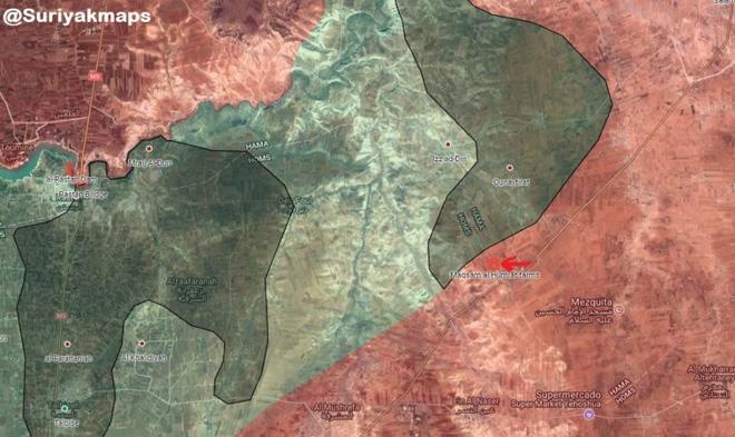 Nín thở chờ giờ G ở Syria: Cuộc chiến khốc liệt tại nồi hầm bắc Homs sắp bùng nổ? - Ảnh 3.