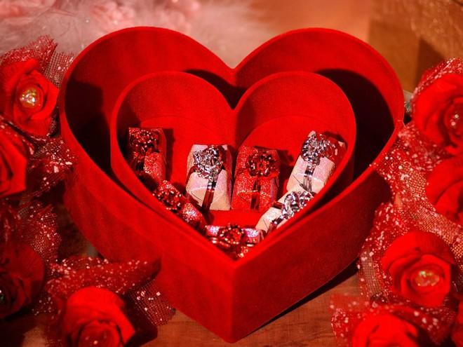 Những lời chúc Valentine cực ngọt ngào bằng tiếng Anh - Ảnh 1.