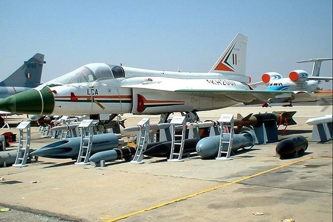 Ảnh: Hỏa lực đáng gờm của máy bay tiêm kích đa nhiệm Ấn Độ Tejas - Ảnh 8.