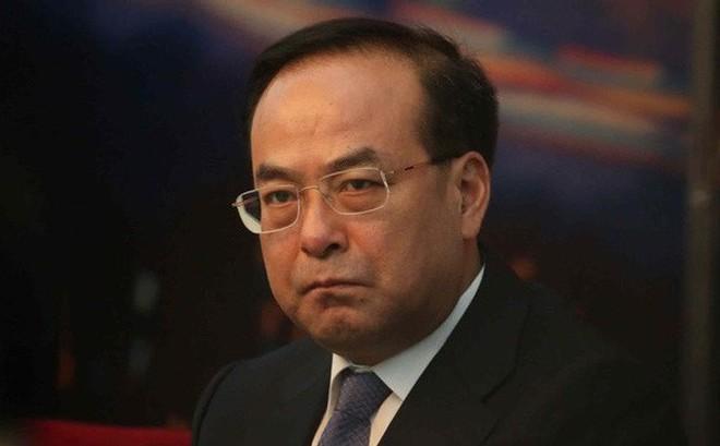 Trung Quốc khởi tố cựu Ủy viên Bộ chính trị Tôn Chính Tài tội nhận hối lộ