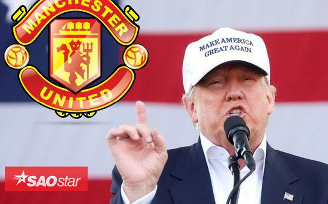 "Thua lỗ kỷ lục, M.U đổ lỗi ""vì ông Trump"""