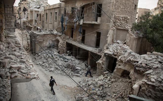 Bắc Kinh muốn gì khi hào phóng trợ cấp, đầu tư vào Syria?