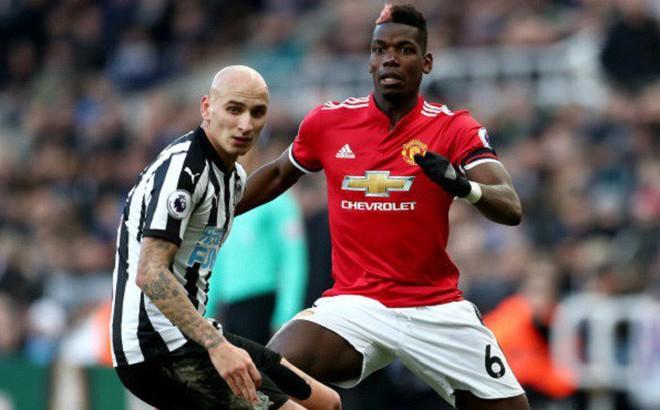 Pogba đang mắc kẹt ở M.U vì sự bảo thủ của Mourinho