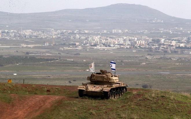 Israel không kích Syria: Không có người thắng!
