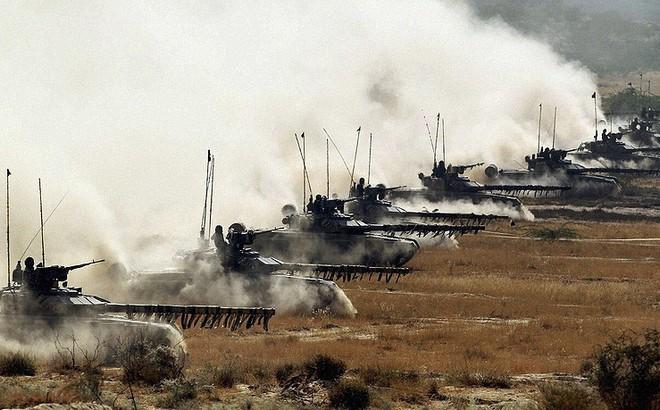 Nhiều nước Châu Phi đổ xô mua vũ khí Nga