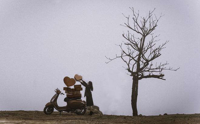 """""""Kẻ hay mơ"""": Bộ ảnh được chia sẻ nhiều trong ngày Valentine 2018"""