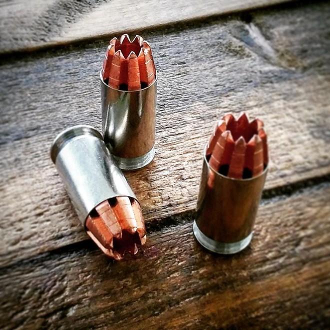 9 gram chết chóc: Những loại đạn súng trường công phá mạnh nhất - Ảnh 5.