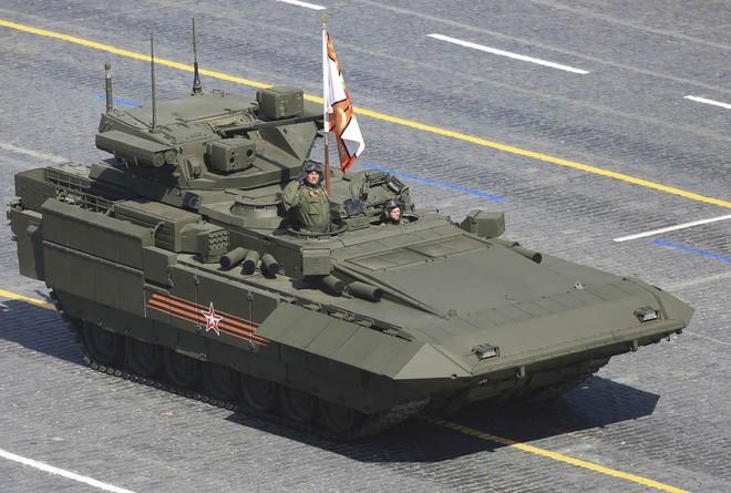 2 tiểu đoàn xe tăng T-14 Armata đã chính thức được đặt hàng: Chúc mừng Uralvagonzavod - ảnh 1