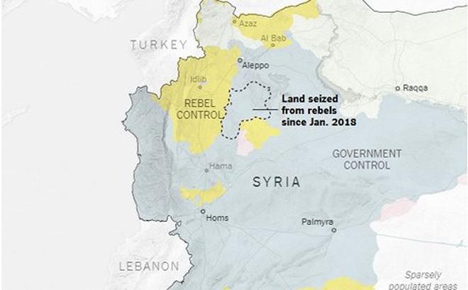 Vì sao chiến tranh ở Syria vẫn tiếp diễn khốc liệt?
