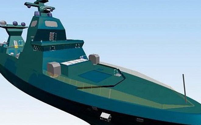 Tàu hộ tống mới của Israel được trang bị những gì mà khiến cả thế giới thán phục?