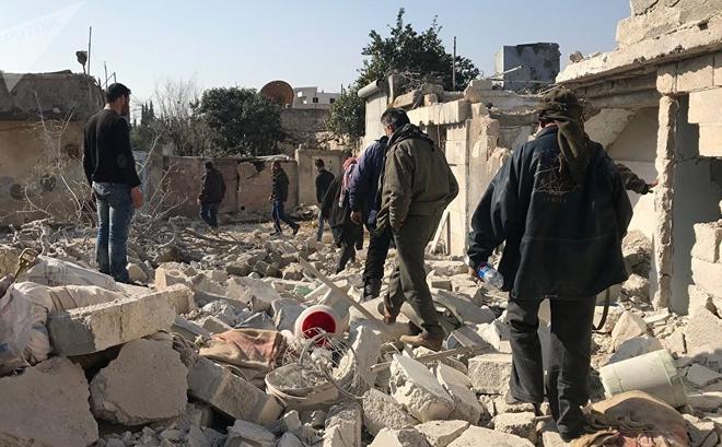 Thủ lĩnh người Kurd lại cầu xin chính phủ Syria chi viện chống Thổ Nhĩ Kỳ