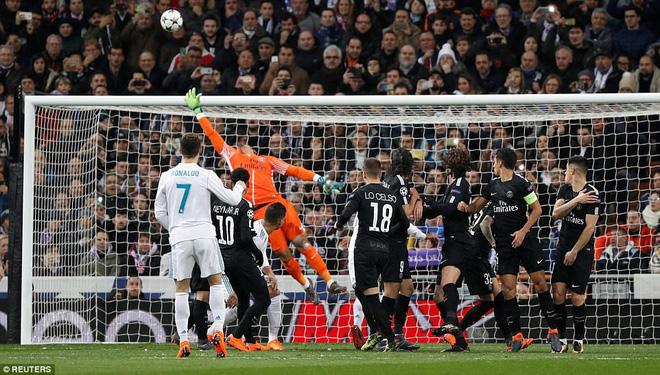 Lội ngược dòng bằng cú đúp khó tin, Ronaldo khiến Neymar nuốt hận - Ảnh 8.