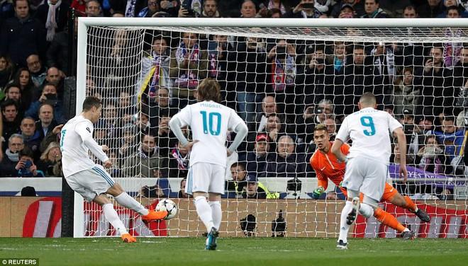 Lội ngược dòng bằng cú đúp khó tin, Ronaldo khiến Neymar nuốt hận - Ảnh 13.