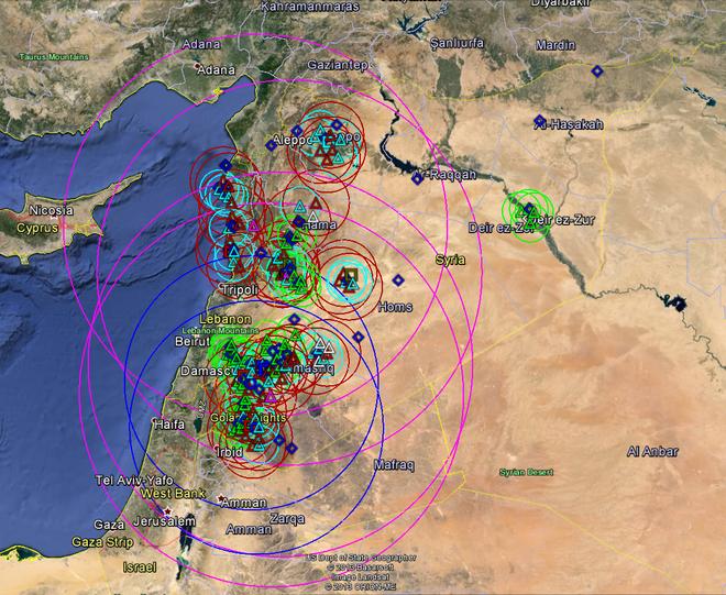 Tuyên bố chấn động: Israel đã làm cỏ một nửa lực lượng phòng không Syria? - Ảnh 1.