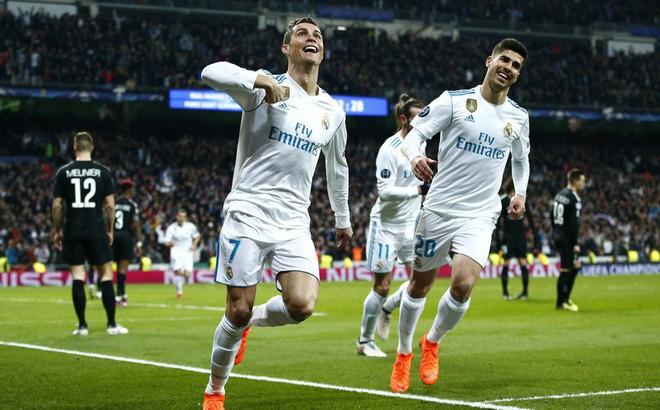 """Lội ngược dòng bằng cú đúp """"khó tin"""", Ronaldo khiến Neymar nuốt hận"""