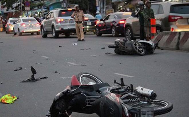 35 người chết vì tai nạn giao thông trong ngày mùng 1 Tết