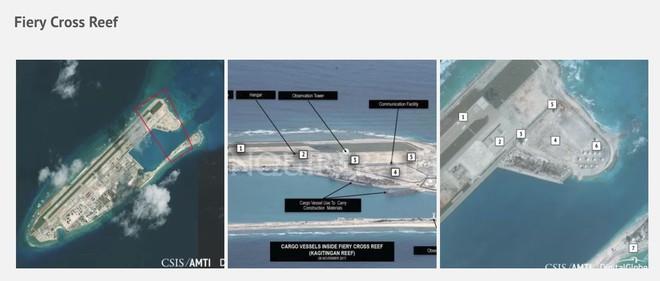 AMTI: Trung Quốc toan tính xây dựng trung tâm tình báo trên Biển Đông - Ảnh 1.