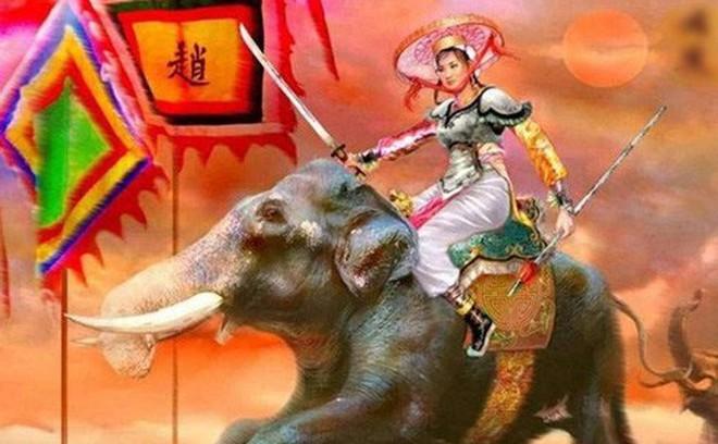 [Cổ kim lưu truyền] 7 nữ đại chiến binh nổi bật nhất trong lịch sử thế giới từ cổ chí kim.,