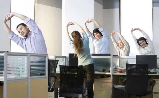 Dân văn phòng muốn không mắc bệnh tim mạch phải làm gì?