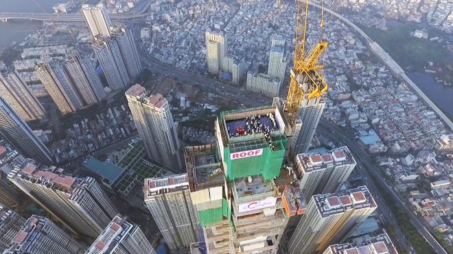 Toàn cảnh tòa tháp 81 tầng cao nhất Việt Nam của tỷ phú Phạm Nhật Vượng - Ảnh 5.