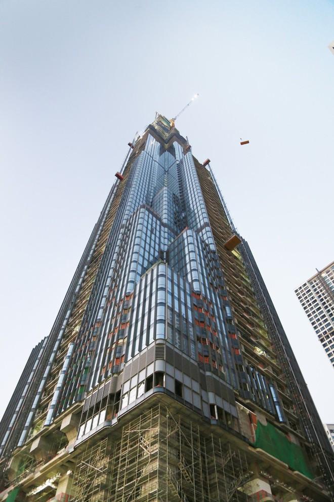 Toàn cảnh tòa tháp 81 tầng cao nhất Việt Nam của tỷ phú Phạm Nhật Vượng - Ảnh 8.