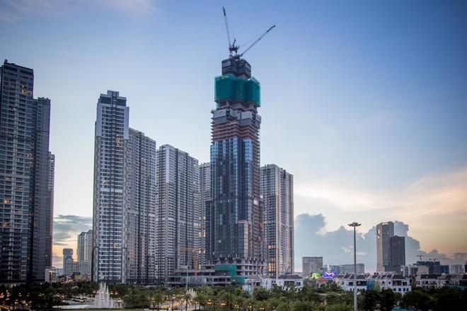 Toàn cảnh tòa tháp 81 tầng cao nhất Việt Nam của tỷ phú Phạm Nhật Vượng - Ảnh 2.