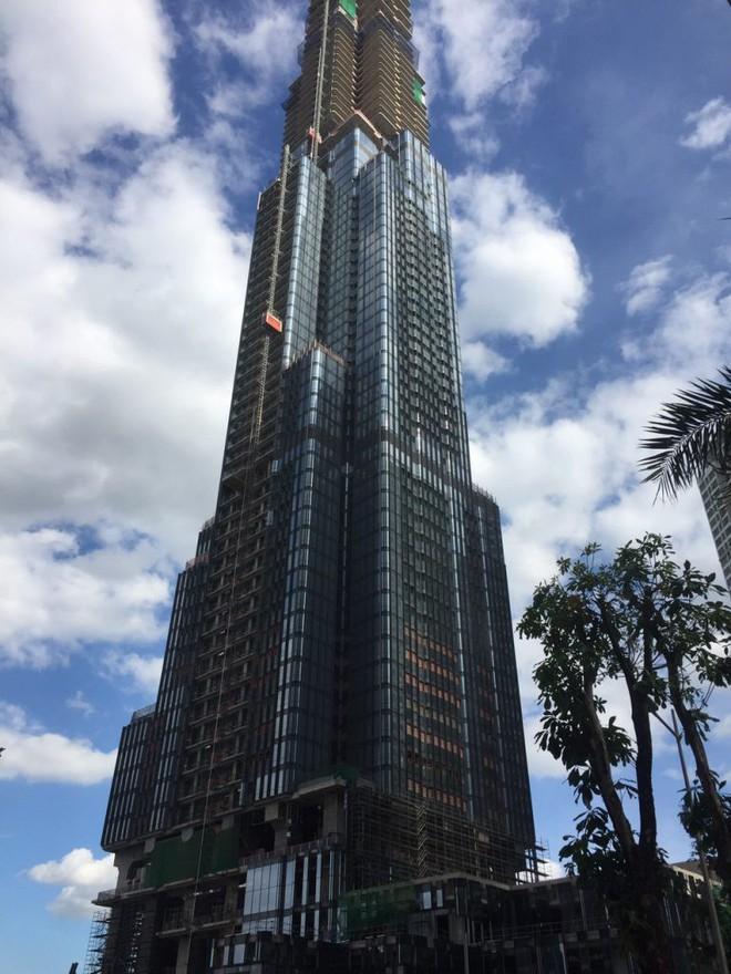 Toàn cảnh tòa tháp 81 tầng cao nhất Việt Nam của tỷ phú Phạm Nhật Vượng - Ảnh 7.