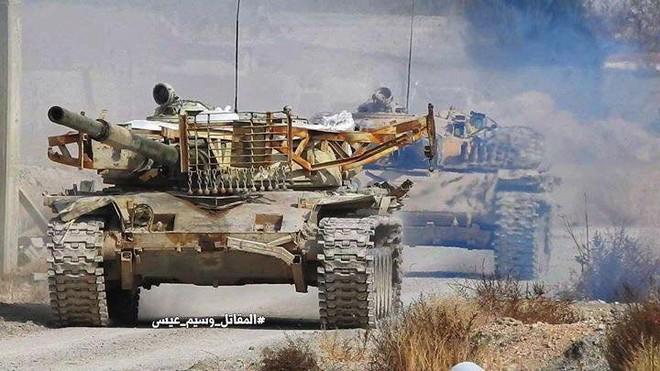 Nga-Syria mừng tuổi phiến quân bằng tất cả các loại hỏa lực ở đông Damascus: Chưa từng có - Ảnh 3.