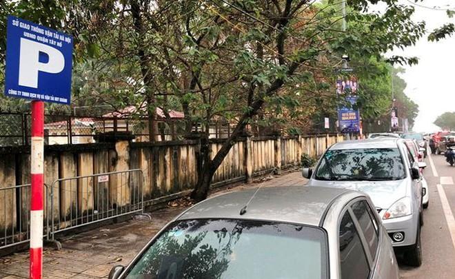 Kiểm tra đột xuất, phát hiện nhiều bãi trông xe chặt chém ở Hà Nội - Ảnh 5.
