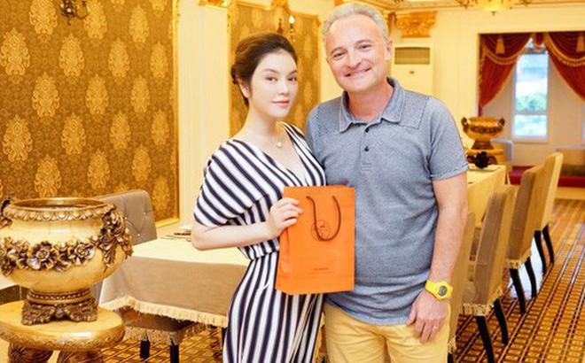 Lý Nhã Kỳ mời nhà sản xuất phim thế giới thăm biệt thự dát vàng, du thuyền triệu đô riêng