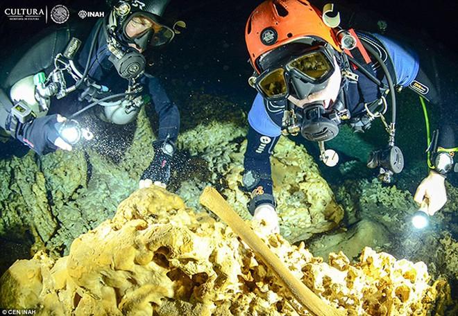 Phát hiện thủ phạm có thể quét sạch công trình khảo cổ 4.000 năm tuổi ở Mexico - Ảnh 3.
