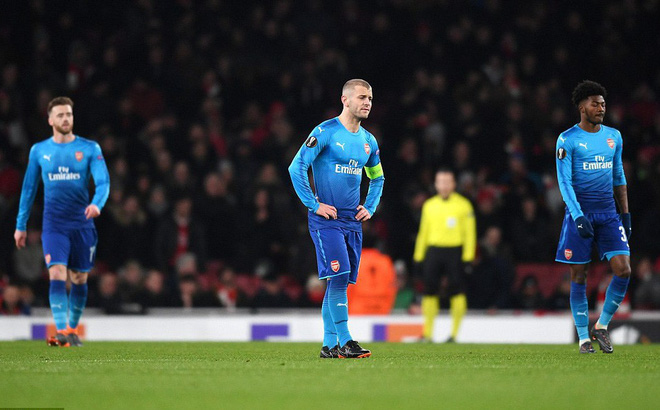 Chủ quan khinh địch, Arsenal suýt bị đội bóng vô danh loại ngay trên sân nhà