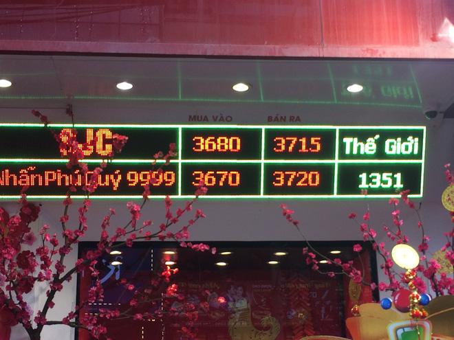 Giá vàng 9999 hôm nay bao nhiêu tiền một chỉ? - Ảnh 1.