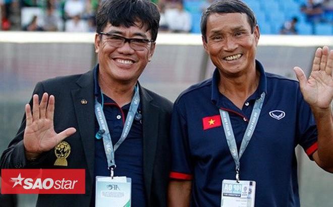 Đôi 'thần tài' của bóng đá Việt Nam: Dương Vũ Lâm - Mai Đức Chung
