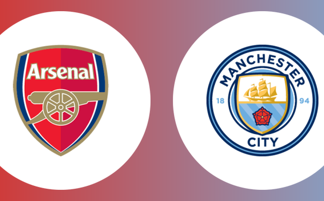 Box TV: Xem TRỰC TIẾP Arsenal vs Man City (23h30)