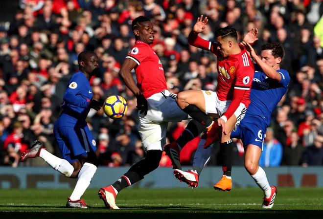 Sao trẻ tỏa sáng, trung phong phá dớp: Đây, Mourinho đích thực là Người đặc biệt! - Ảnh 4.