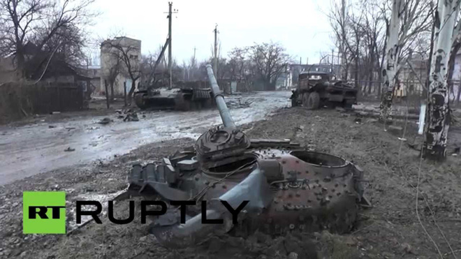 Mỹ-NATO đã muộn, không ai có thể cứu: Đông Ghouta, lịch sử Debaltsevo-Ukraine lặp lại? - Ảnh 1.