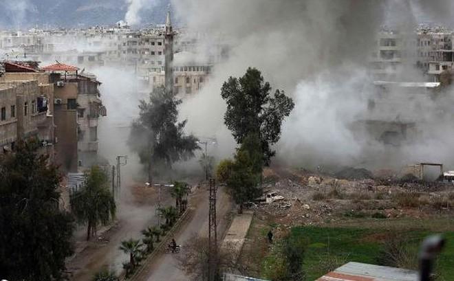 Chiến sự ở Đông Ghouta