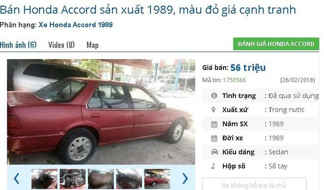 Những chiếc ô tô cũ chính hãng này đang bán giá chỉ 50 triệu đồng tại chợ Việt - Ảnh 2.